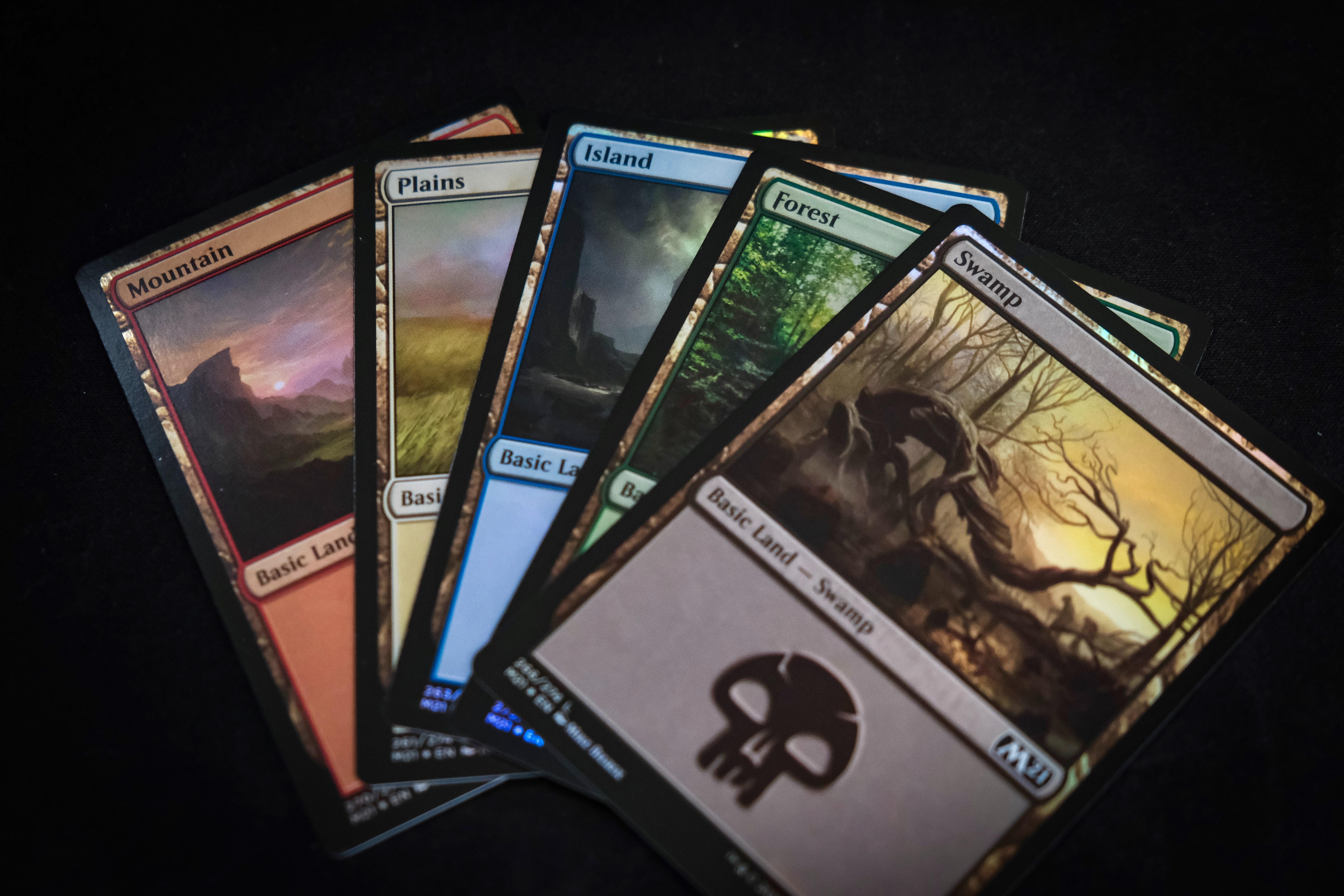 Magic the Gathering kort – det populære Trading Card Game