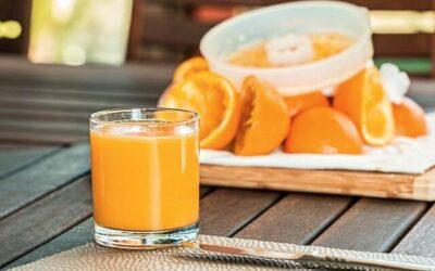 Få masser af vitaminer med hjemmelavet juice!