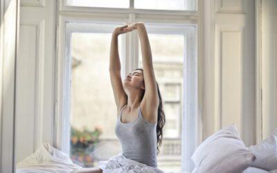 Sådan giver du dig selv en behagelig morgen hver dag