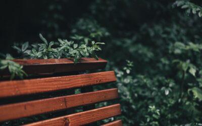 Med en havebænk kan du skabe hygge i haven og udvide dit hjem
